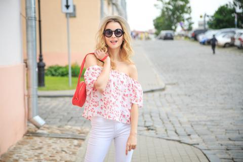 Summer Trend Spotlight: Bare Shoulders