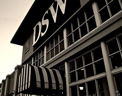 DSW Easton incorporates The W Nail Bar