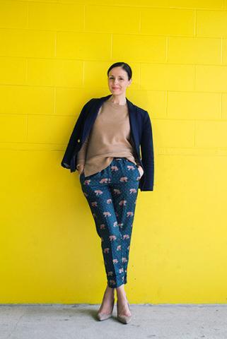 Columbus fashion blogger Mrs. Ladylike