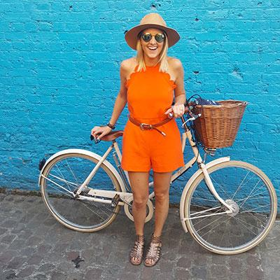 Maudie Lloyd, Columbus fashion blog